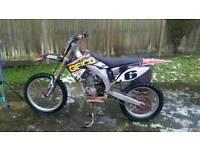 Crf 450 2004