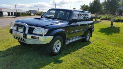 2003 NISSAN PATROL WAGON ST-L Mount Louisa Townsville City Preview
