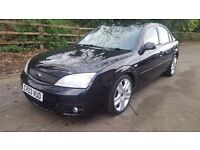 Ford mondeo zetec s tdci in panther black