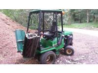 John Deere mower