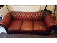 Chesterfield Sofa 3-seater