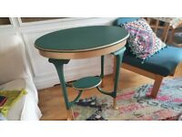 Beautifully restored and painted table