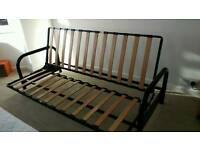 Futon sofa bed base
