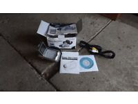 Easy go camcorder as new in box with full instructions and CD + all leads
