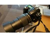 Nikon d90 DSLR camera Pristine condition + 8Gb sd memory + many extras