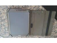 Samsung Galaxy Tab A with case