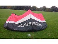 OZONE Instinct 11m Kitesurfing set ready to use