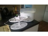electric sterilising-tommee tippee