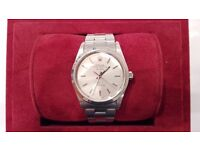 Original Rolex Air King sapphire crystal year 2000 in excellent conditions