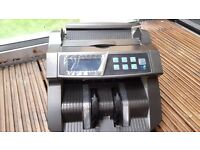 ZZap NC20 Banknote Counter & Counterfeit Detector