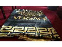 Versace king size bed set