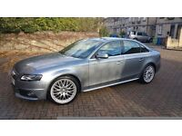 Stunning example of Audi A4 2.0 tdi S-line for sale