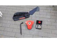 Alko Wheel Clamp & Wheel Receiver