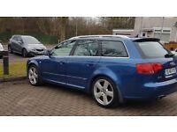 Audi a4 2.0 sline avant