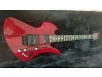 Rare BC Rich Mockingbird ST MK7 Electric Guitar