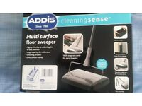 ADDIS MULTI SURFACE CARPET SWEEPER CLEANER - NEW & BOXED