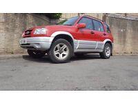 Suzuki Grand Vitara - 5door - 4x4 or 2x4 - Hi & Lo Gears - Wonderful ON & OFF road