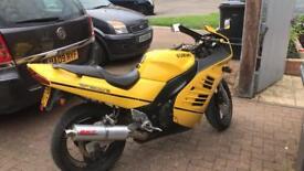 Suzuki rf600r 12mths MOT 9800miles genuine OVNO