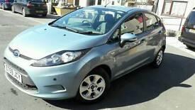 2010 Ford Fiesta 1.6 Tdci Econetic Free Road Tax