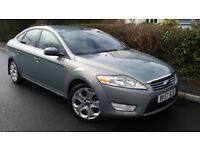 Ford Mondeo Ghia x 2.0 Diesel In Excellent Condition 92k FSH 18 inch Sport Alloys.