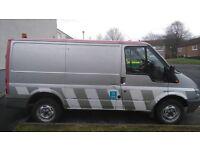 Ford TRANSIT 280 SWB BI-FUEL ( LPG )