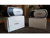 VR HD box X 2