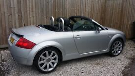 Audi TT 3.2 Roadster/convertable Only 51852 Miles Full Audi Service History