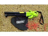 Draper Leaf Blower/Vacuum