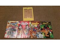 4 comics of the lethal foes of spiderman