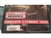 Cylinder Works Honda 250 CRF Head Kit CH1003-K01