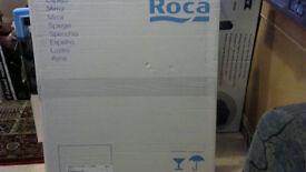 Roca mirror plus light bulb