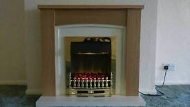 Electric Fire place with flame effect