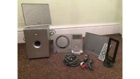 Teac DX220i micro hifi system with iPod dock
