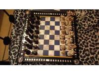 Harry potter chess set and extra bits