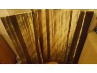 Set of 3 canvases forest