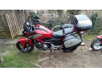 Honda NC700X NC 700 EXCELLENT CONDITION