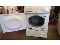 Indiset Condenser Tumble Drier for sale