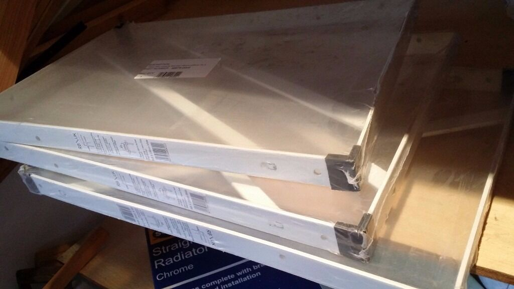 premium selection 32d81 e2287 Heavy duty shelving brackets (brand new bought from ...