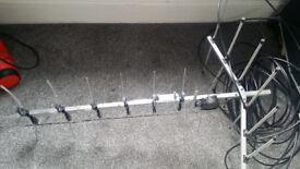 maxview digital wideband tv aerial antenna