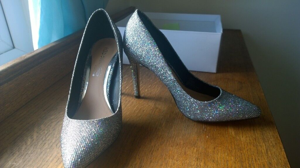 532469b7f29a High heel sparkly party shoes