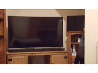 "Samsung 4K 49"" TV"