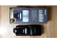 Nissini Di 866 Nikon fit speedlight, flashgun