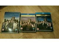 Downton Abbey DVD & Bluray