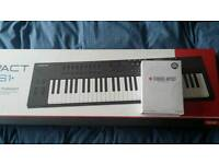 Cubase artist 8.5 & Nektar LX61+ midi keyboard
