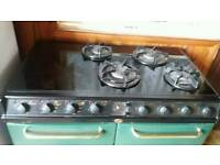 For sale electric and gas cooker