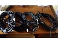 hdmi splitter and 100m of hdmi cables