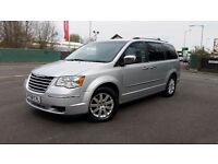 Chrysler Grand Voyager 2.8 CRD Limited 5dr **SAT/NAV**REVERSE CAMERA**AUTO 2008 DIESEL