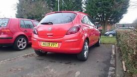 1.4 Vauxhall corsa