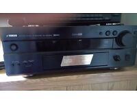 Yamaha Av Cinema RX_V800RDS AMP