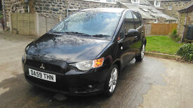 Low Miliage Mitsubishi Colt CZ2 in very good condition